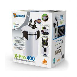 Filtre externe SuperFish X-Pro 400