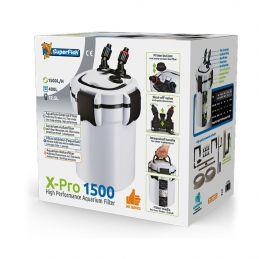 Filtre externe SuperFish X-Pro 1500