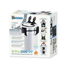 Filtre externe SuperFish X-Pro 2000 UV