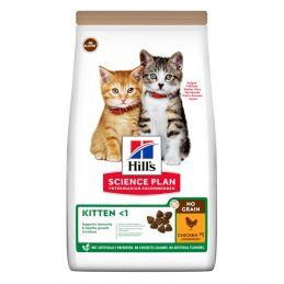 Croquettes Hill's No Grain Kitten poulet 1.5kg
