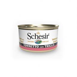 Schesir Blue Deluxe thon & rouget SCHESIR 8005852615251 Autres terrines