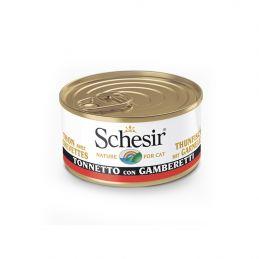 Schesir Ocean thon & crevettes