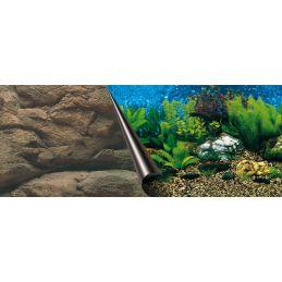 Poster pour aquarium 120 cm EUROPET  Décors divers