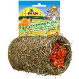 Tunnel Gourmand au Foin et Carottes JR Farm