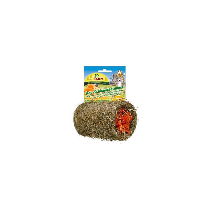 Tunnel Gourmand au Foin et Carottes JR Farm JR FARM 4024344107870 Friandise & Complément