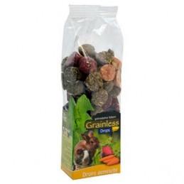 Grainless Drops mélangées JR Farm JR FARM 4024344161308 Friandise & Complément