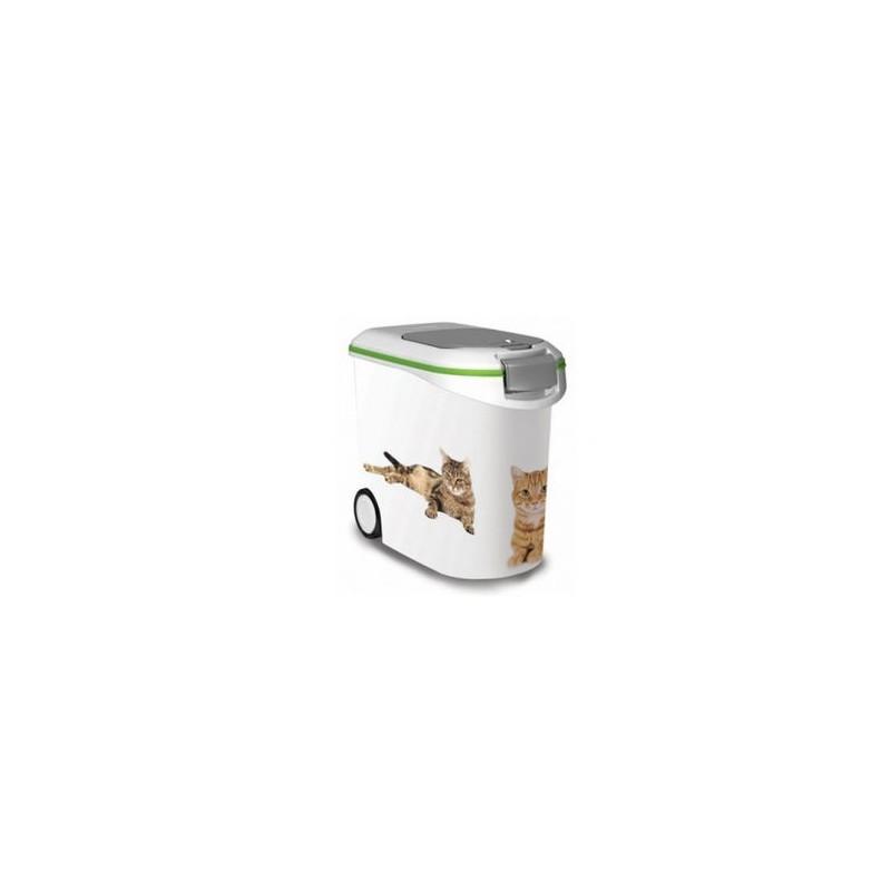 Conteneur Curver pour Chat 12 kg / 35 L