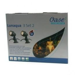 Oase Lunaqua 3 set 2 OASE 4010052569048 Eclairage