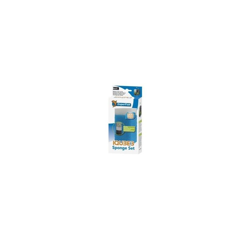 SuperFish Kit Eponge Biologique IQUBE3 SUPERFISH 8715897155444 Autres