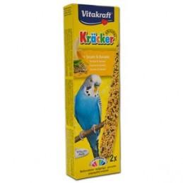 Vitakraft Kräcker Perruches sésame & banane VITAKRAFT VITOBEL 4008239212542 Perruche