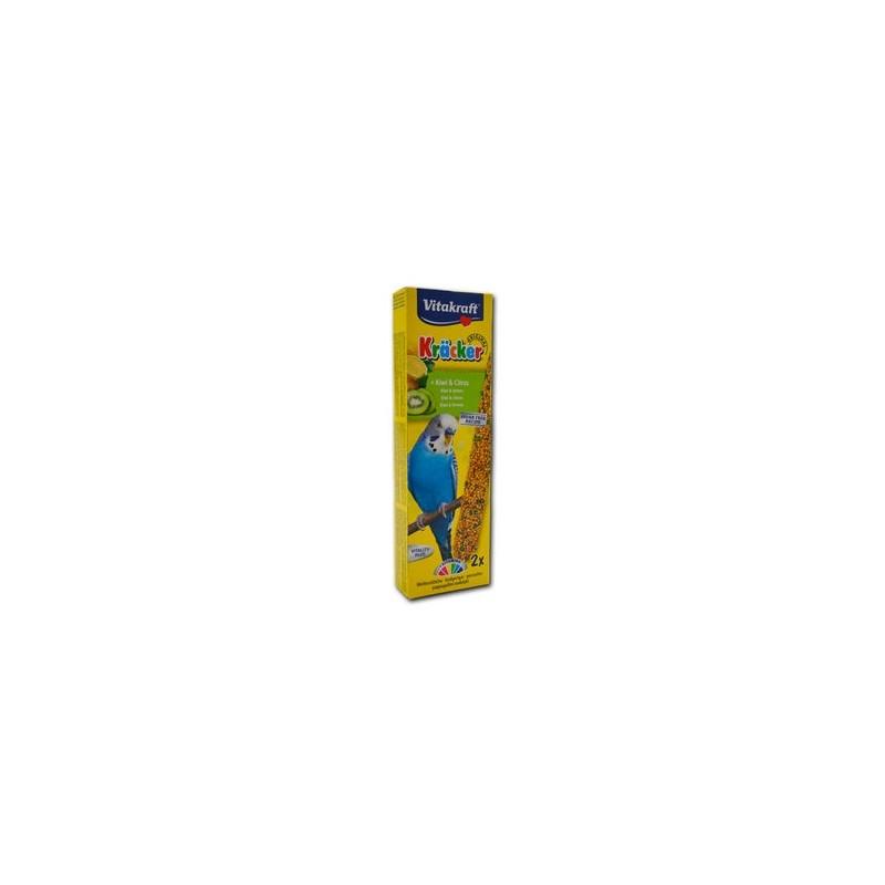Vitakraft Kräcker Perruches kiwi et citron