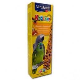 Vitakraft Kräcker Perroquets Amandes & Fruits tropicaux