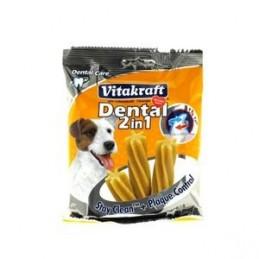 Dental 2 en 1 pour chiens Vitakraft