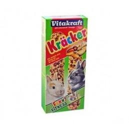Kräcker Raisin & noix Lapin nain Vitakraft VITAKRAFT VITOBEL 4008239250162 Friandise & Complément