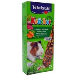 Kräcker Cochons d'Inde Légumes & Betterave rouge Vitakraft VITAKRAFT VITOBEL 4008239252081 Friandise & Complément
