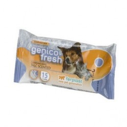 Lingettes Ferplast Genico Fresh Talc