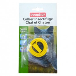 Antiparasitaire Chat Beaphar Collier insectifuge BEAPHAR  Divers