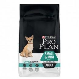 Pro Plan Small & Mini Adult Sensitive Digestion 7kg PRO PLAN 7613035124820 Croquettes ProPlan
