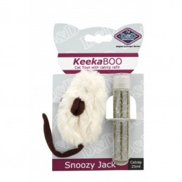 Jouet pour chat D&D KeekaBOO Snoozy-Jack
