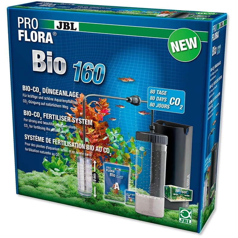 JBL Bio 160 JBL 4014162644466 Kit CO2