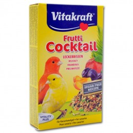 Nourriture pour Canari Vitakraft Cocktail aux fruits VITAKRAFT VITOBEL 4008239218827 Canaris