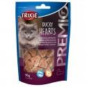 Friandise pour Chat Trixie Premio Ducky Hearts