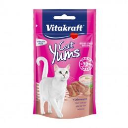 Friandise pour Chat Vitakraft Yums au foie