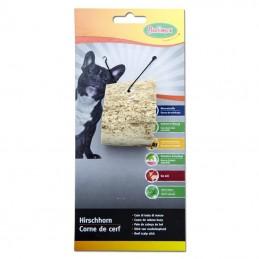 Os pour Chien Bubimex Corne de Cerf Medium BUBIMEX 4250078908968 Os