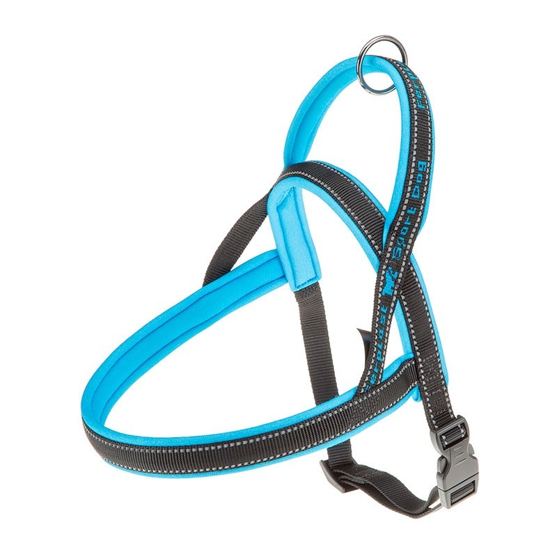 Harnais pour chien Ferplast Sport Dog Bleu   Harnais