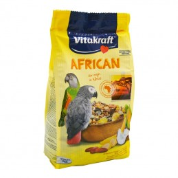 Alimentation Vitakraft pour Perroquet Africain VITAKRAFT VITOBEL 4008239216403 Grande Perruche, Perroquet