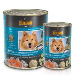 Belcando Saumon, Amarante & Courgettes   Paté pour chien