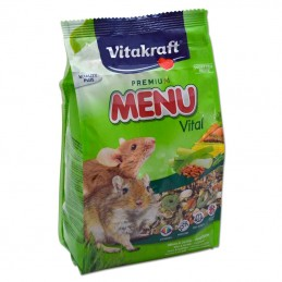 Alimentation Gerbille & Souris Vitakraft Menu Vital VITAKRAFT VITOBEL 4008239250223 Alimentation