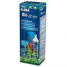 JBL ProFlora Bio 80 Eco JBL 4014162644497 Kit CO2