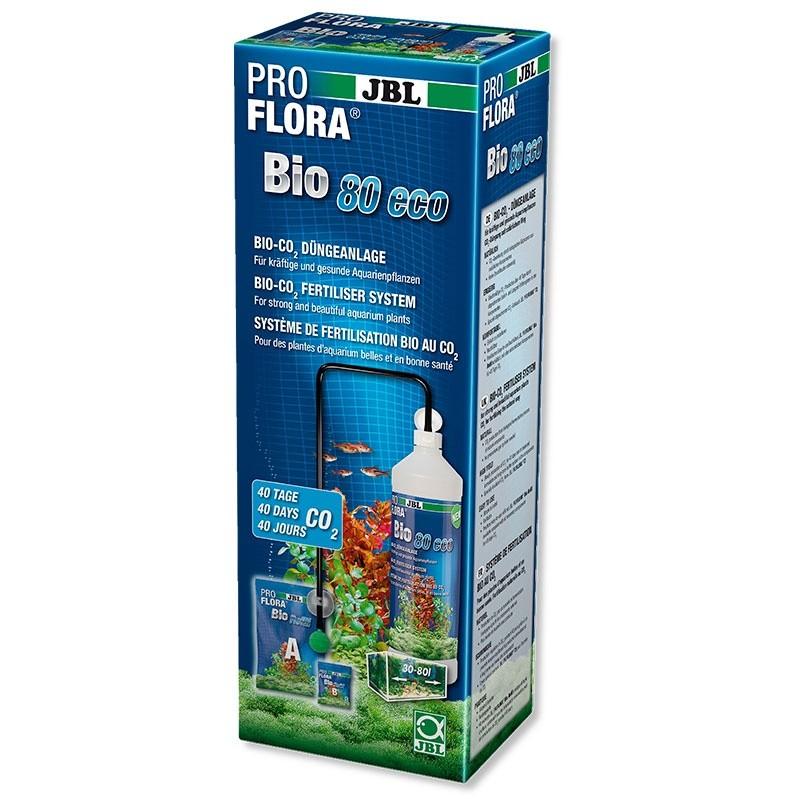 Kit Co2 pour Aquarium JBL Proflora Bio 80 eco