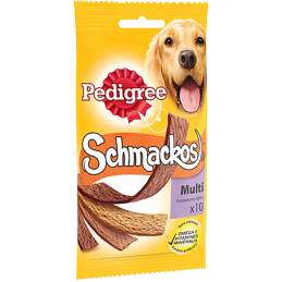 Friandise pour chien Pedigree Schmackos PEDIGREE 5010394002080 Friandises