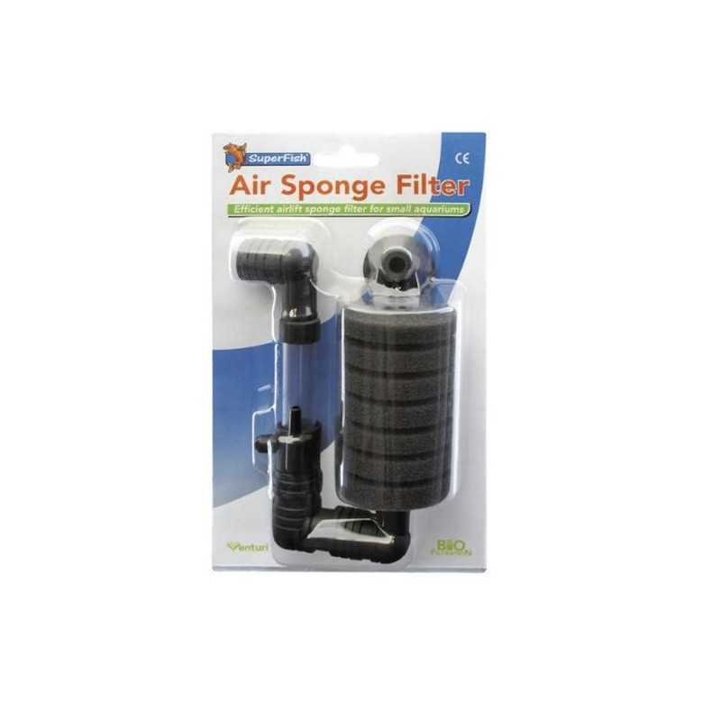 Superfish Sponge Filter SUPERFISH 8715897202070 Filtre interne
