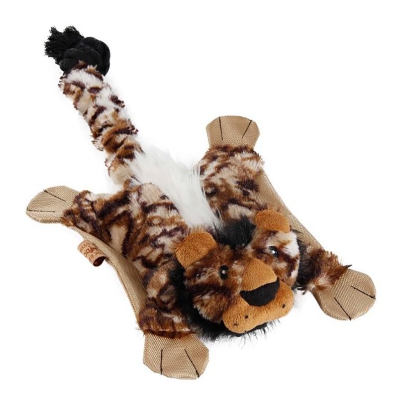 Peluche pour chien Ebi Flatty Lion