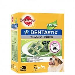 Bâtonnets Pedigree Dentastix Fresh Mini PEDIGREE  Friandises