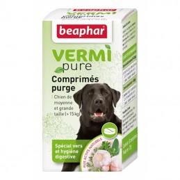 Beaphar Vermi Pure (chien de moyenne et grande taille) BEAPHAR 8711231157006 Divers