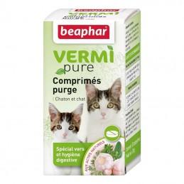 Beaphar Vermi Pure (chaton et chat) BEAPHAR 3461920400047 Compléments alimentaires