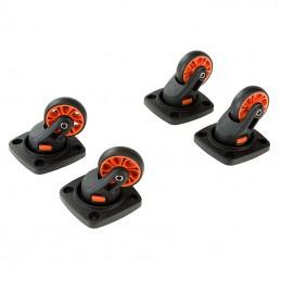Kit 4 roues L440 Ferplast FERPLAST 8010690161372 Accessoires caisses de transport
