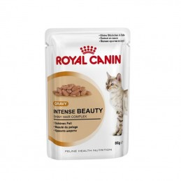 Terrine pour chat Royal Canin Intense Beauty ROYAL CANIN 9003579308929 Boîtes, sachets pour chats