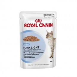 Terrine pour chat Royal Canin Ultra Light ROYAL CANIN 9003579308769 Boîtes, sachets pour chats