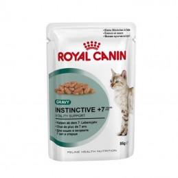 Terrine pour chat Royal Canin Instinctive +7 ROYAL CANIN 9003579310168 Boîtes, sachets pour chats