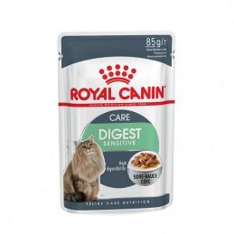 Terrine pour chat Royal Canin Digest Sensitive ROYAL CANIN 9003579309537 Boîtes, sachets pour chats