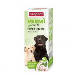 Beaphar Vermi Pure Purge Liquide (Chiots et chiens) BEAPHAR 8711231196685 Divers