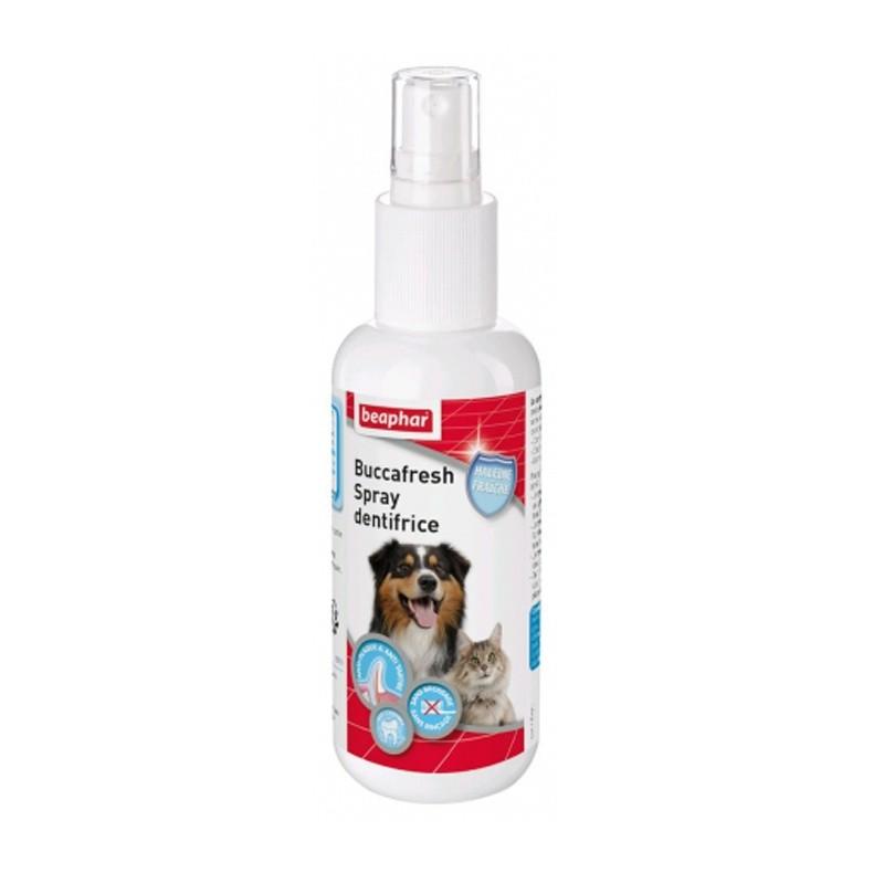 Spray dentifrice pour chien & chat Beaphar Buccafresh BEAPHAR 8711231155019 Hygiène bucco-dentaire