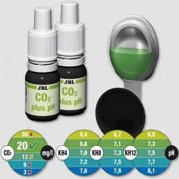 JBL Permanent Test CO2 Plus pH JBL 4014162254535 Test d'eau