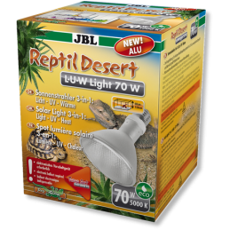 JBL Reptil Desert L-U-W Light 70 W JBL 4014162618924 Ampoule