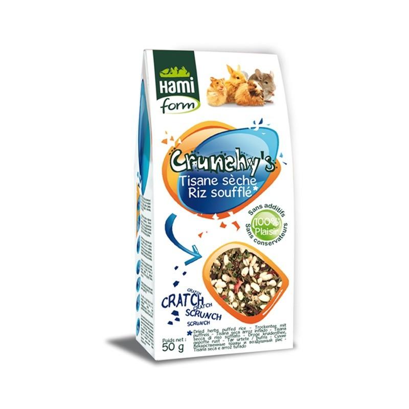 Crunchy's Tisane sèche HamiForm